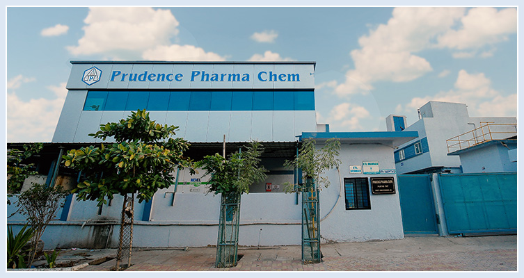 Prudence Pharma Chem, bulk drug manufacturer, Supplier & Exporter Ankleshwar, Gujarat, India
